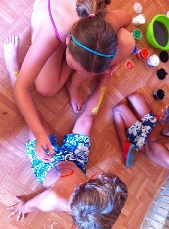 Canuca y EducArte - Niños y arte